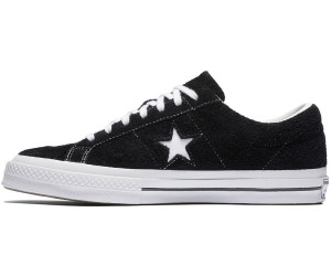 Converse One Star Baskets en daim bleues Premium