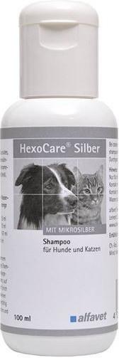 alfavet HexoCare Silver Shampoo 100ml