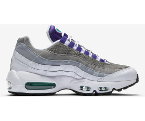 72291f35d2 ... white/emerald green/wolf grey/court purple. Nike Air Max 95 OG Wmns