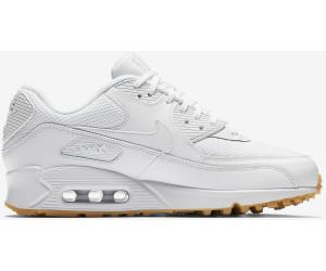 the latest e73c0 b1f6d ... white gum light brown white. Nike Air Max 90 Wmns