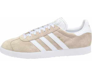 a Adidas whiteftwr linenftwr Gazelle white TTqp6S7