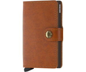 Secrid Miniwallet Geldbeutel original dark brown braun | P2MODE & ACCESSOIRES
