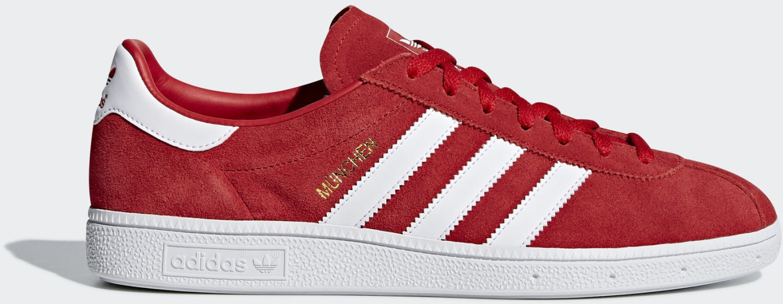 Image of Adidas München Sneaker scarlet/ftwr white/gold met.