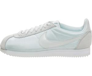 100% authentic dbf15 0427a ... barely grey white. Nike Classic Cortez Nylon Wmns