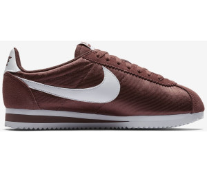 uk availability 4579a 9f46d Buy Nike Classic Cortez Nylon Wmns red sepia/white from £44.99 ...