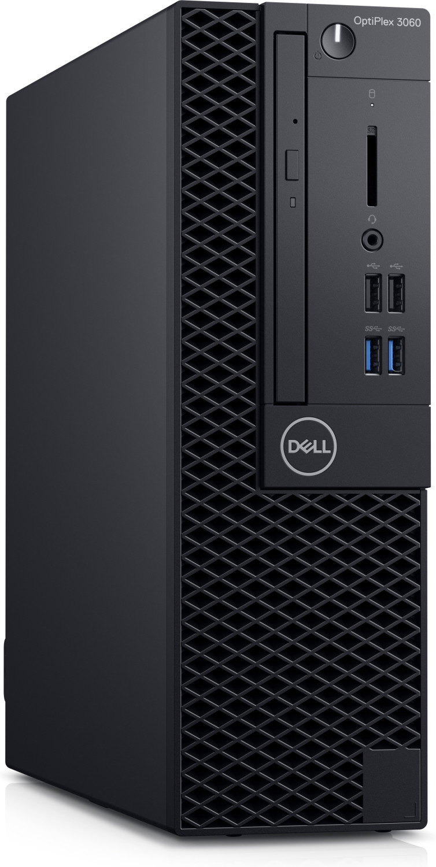 DELL OptiPlex 3060 3 GHz Intel® Core™ i5 der achten Generation i5-8500 Schwarz SFF PC