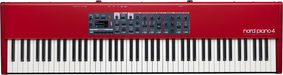 Image of Clavia Nord Piano 4