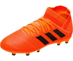 Adidas Nemeziz 18.3 FG Fußballschuh Kinder zest core black