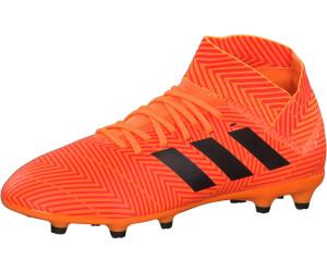 Chaussures football lamelles Adidas Orange Pointure 42 23