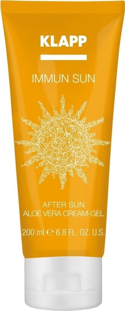 Klapp Immun Sun After Sun Aloe Vera Cream-Gel (200ml)
