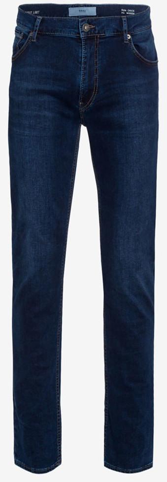 Brax Fashion Chuck Jeans dark blue used