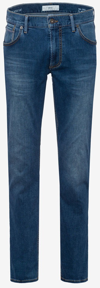 Brax Fashion Chuck Jeans mid blue used