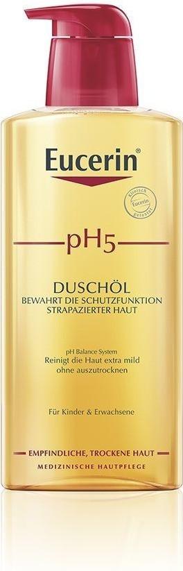 Eucerin pH5 Duschöl mit Pumpe (400ml)