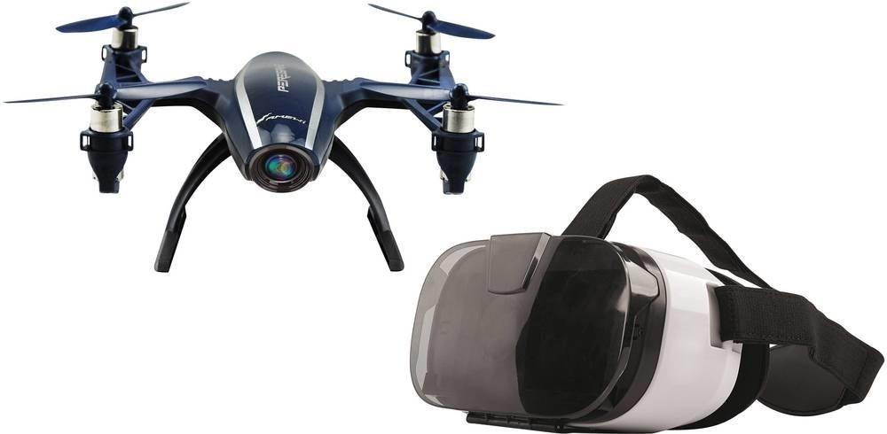 Amewi Peregrine FPV WIFI Copter RTF + VR Goggles