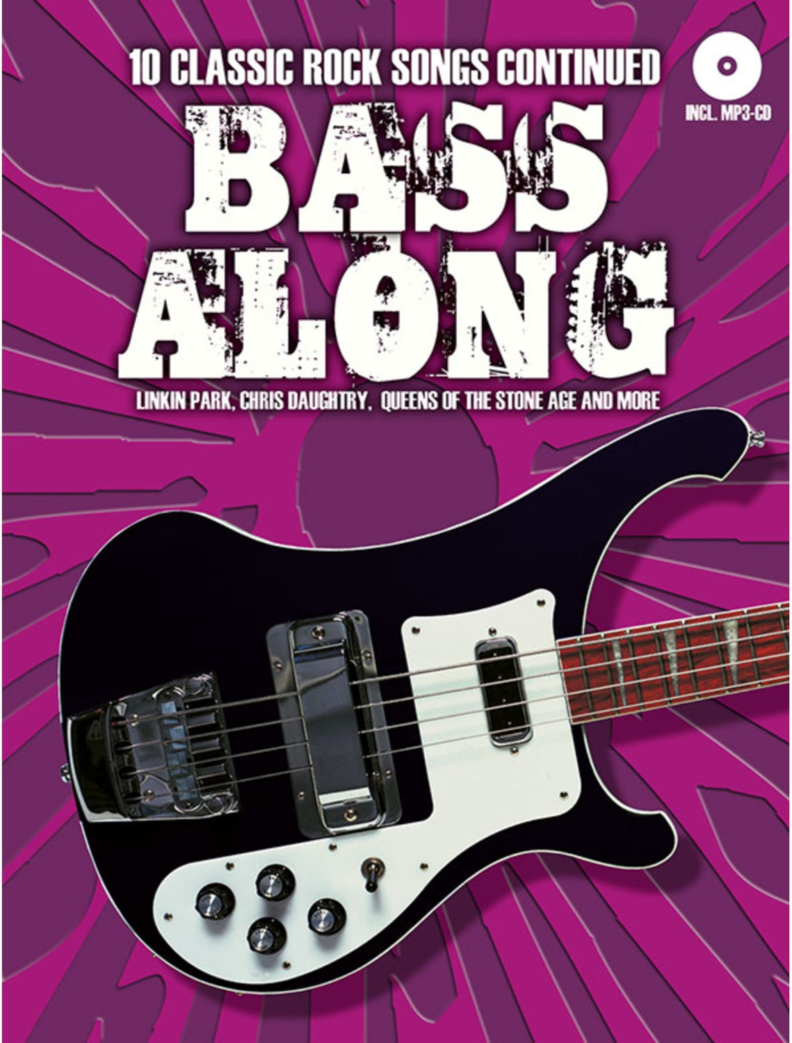 Bosworth Bass Along - 10 Classic Rock Songs Continued