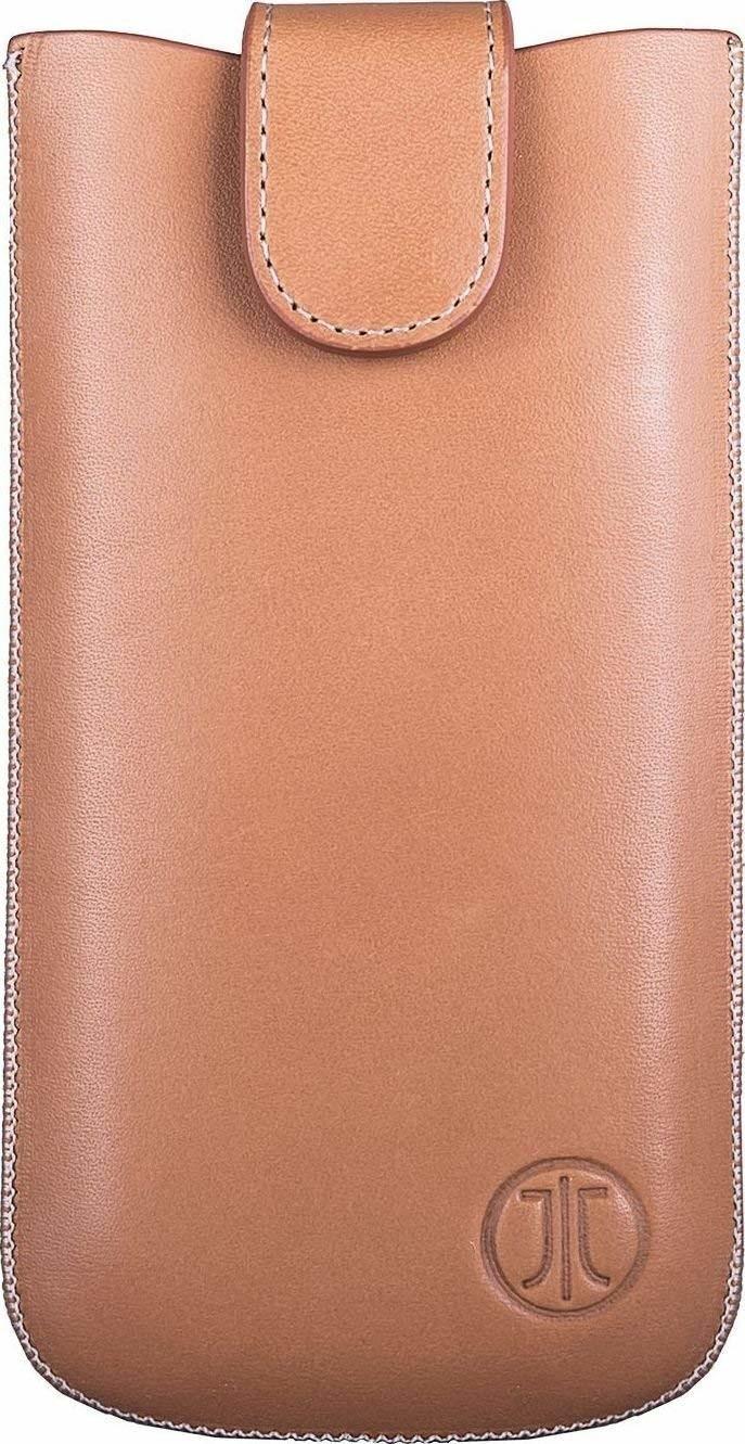 Image of JT Berlin Berlin SlimCase Premium Universal (XL) cognac