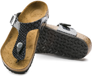 Birkenstock Gizeh Kids Birko Flor Magic Snake black ab 29,99