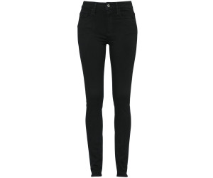 G Star 3301 Deconstructed High Waist Skinny Jeans rinsed ab