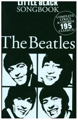 Hal Leonard The Beatles – The Little Black Songbook