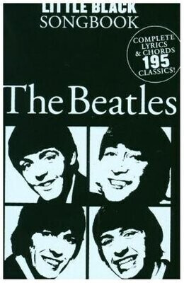Hal Leonard The Beatles – The Little Black Songbook