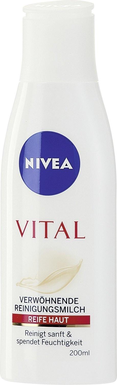 Nivea Vital Verwöhnende Reinigungsmilch (200ml)