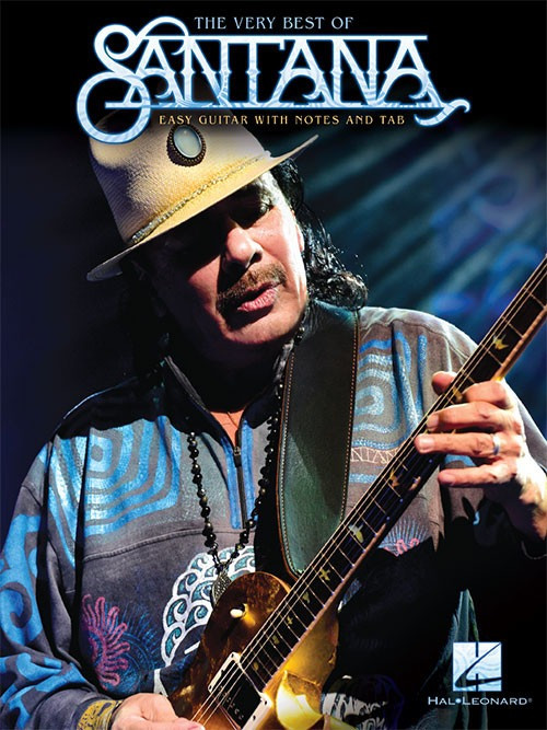 Hal Leonard The Very Best Of Santana - Easy Guitar