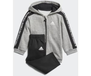 Adidas Linear Hooded Fleece Jogging Suit ab 28,50