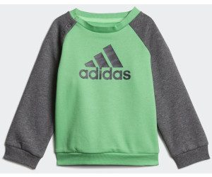 huge selection of 76272 b1644 Adidas Logo Fleece Jogging Suit. £18.06 – £28.00