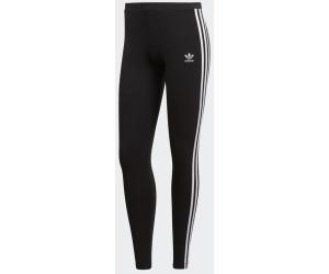 Adidas Originals 3 Stripes Leggings black au meilleur prix