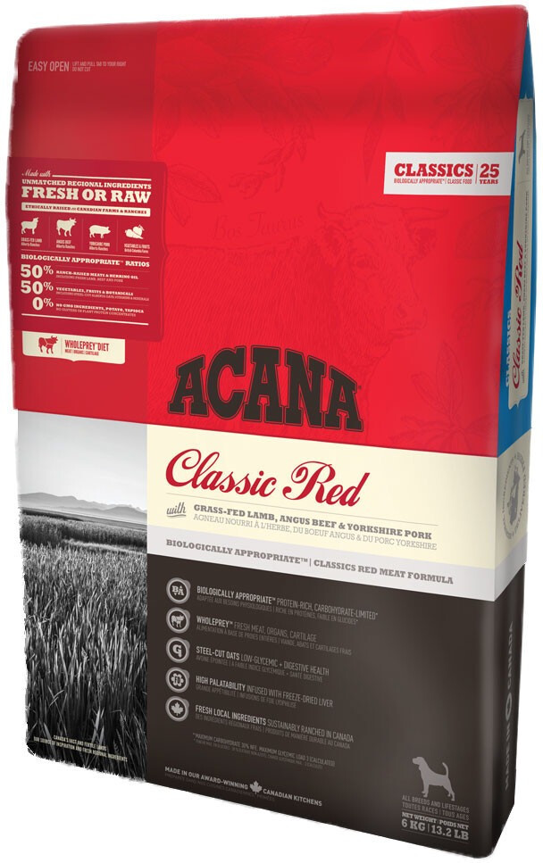 Image of Acana Classic Red