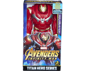 Hasbro Infinity Hulk Avengers Titan War Marvel Power Hero Fx PZiuOkX