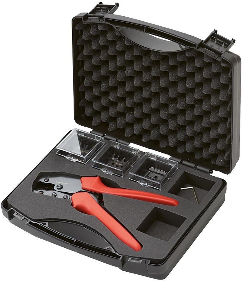 Wiha Crimpwerkzeug Set für Aderendhülsen 4-tlg. (37350) 220 mm   Baumarkt > Werkzeug > Werkzeug-Sets