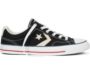 37097227a0d Buy Converse Star Player black milk from £44.99 – Best Deals on ...
