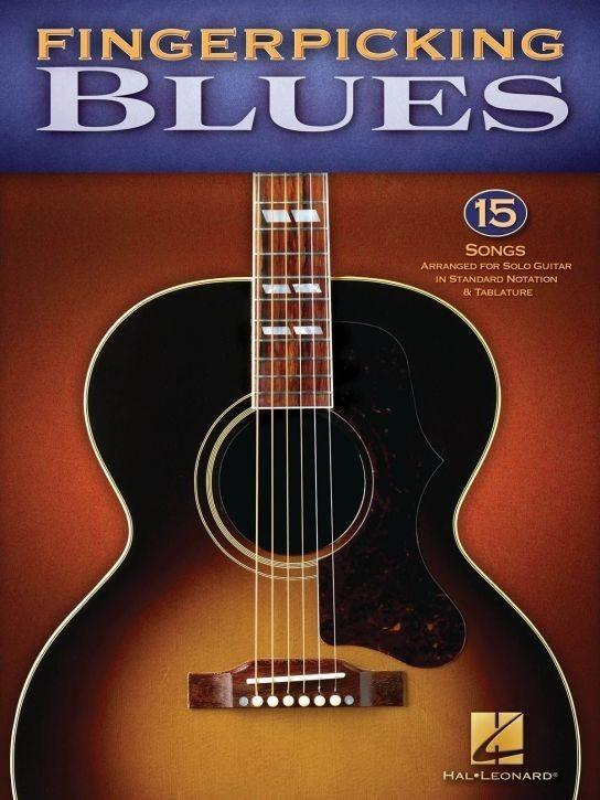 Hal Leonard Fingerpicking Blues