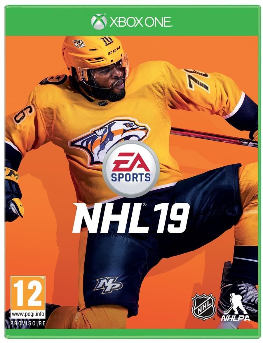 Image of NHL 19 (Xbox One)