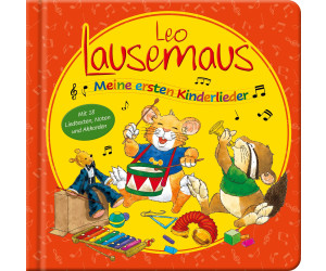 Leo Lausemaus - Meine ersten Kinderlieder Mit 18 Liedtexten, Noten und Akkorden