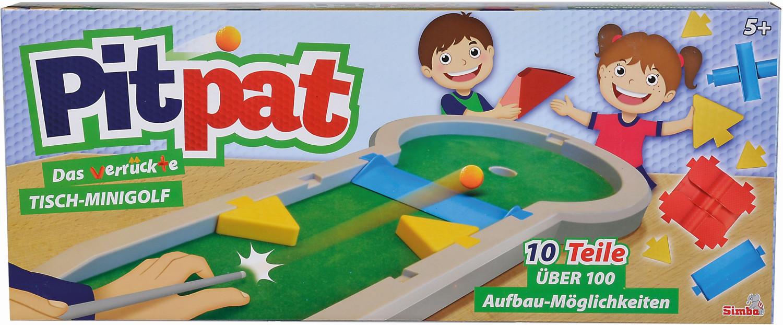 Simba Pitpat - Tisch-Minigolf Parcours (64190)
