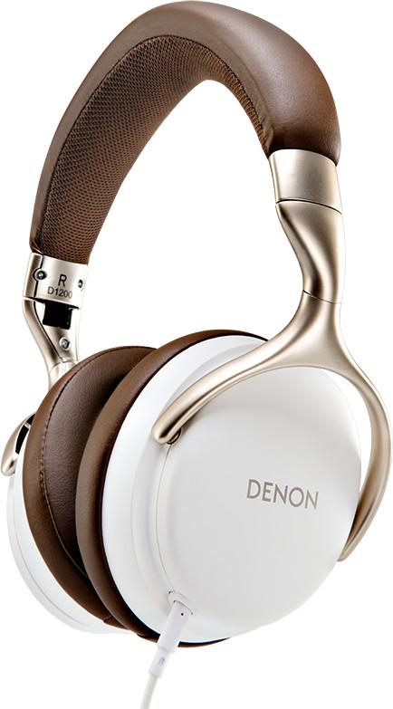 Image of Denon AH-D1200 WT white