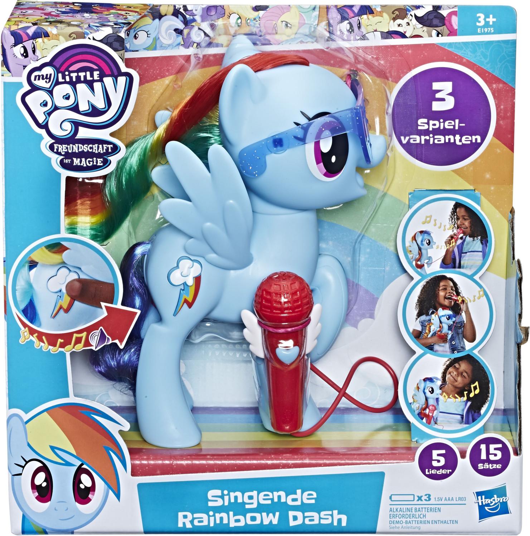 My Little Pony Großartig singende Rainbow Dash ...