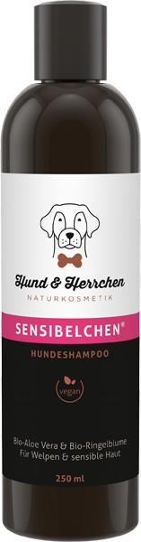 Hund & Herrchen Hundeshampoo Sensibelchen 250ml