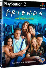 Friends - Das Trivia Game (PS2)
