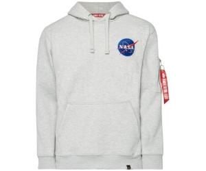 Alpha Industries Space Shuttle Hoody grey heather ab 69,90