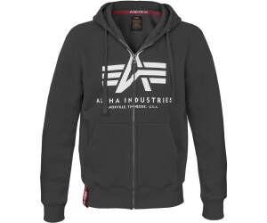 Alpha Industries Basic Zip Hoody (178325) ab 64,90