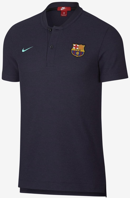 Nike FC Barcelona Authentic Grand Slam purple d...