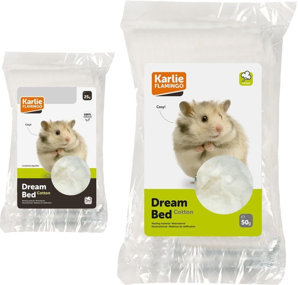 Karlie Dream Bed Baumwolle 50g