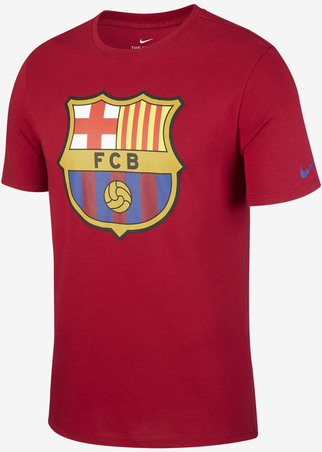 Nike FC Barcelona Crest (898621-620) noble red