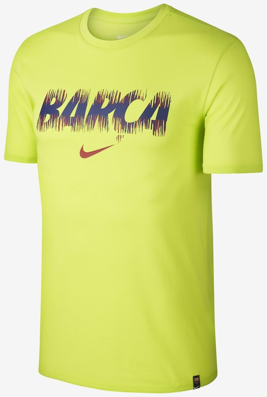 Nike FC Barcelona Dri-FIT (924178-389) cyber