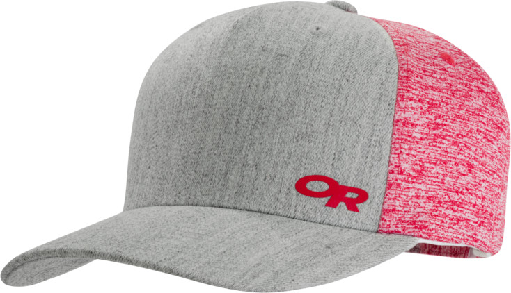 Outdoor Research She Adventures Trucker Cap alloy