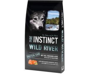 pure instinct wild river mit lachs 12 kg ab 56 99 preisvergleich bei. Black Bedroom Furniture Sets. Home Design Ideas