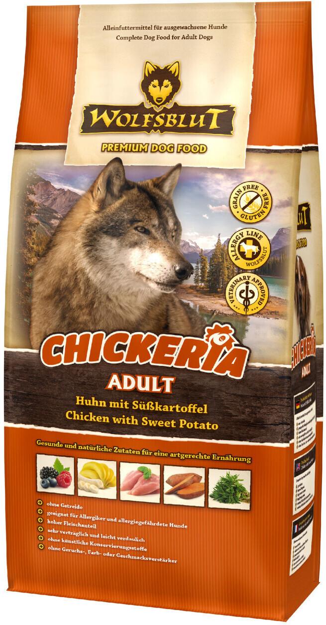 Wolfsblut Chickeria mit Huhn & Süßkartoffel 15 kg